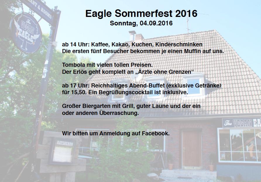 Eagle Sommerfest